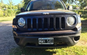 Jeep Patriot 2013, 2.4 automática, 4x4 con 50.000km full! L equipo de audio kenwood con gps y cámara de retroceso integrada  (6)