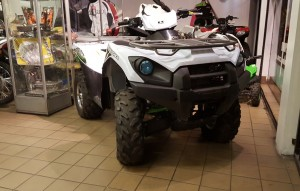 KAWASAKI B.FORCE 750 I 4X4 FULL  (5)