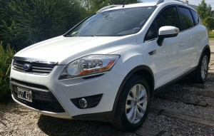 FORD KUGA 2.5 T MANUAL 2010 140000 KM (5)