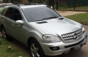MERCEDES BENZ ML 350 4 MATIC LUXURY 2007 170000KM (12)