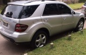 MERCEDES BENZ ML 350 4 MATIC LUXURY 2007 170000KM (14)