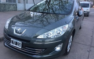 PEUGUEOT 408 ALLURE AUTOMATIC 2012 60000KM (3)