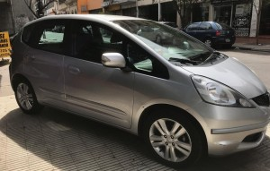 HONDA FIT EX MT 2011 94600KM (1)
