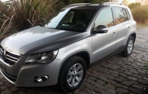 VOLKSWAGEN TIGUAN SPORT AND STYLE 2010 150000KM (1)