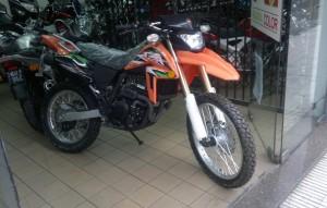 GILERA SMX 400 ENDURO 1