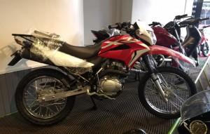 HONDA XR 150 L 0KM (1)