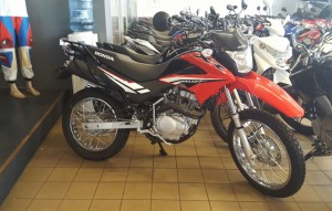 HONDA XR 150 RALLY (1)