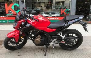 HONDA CB 500 F 2018 700KM (3)