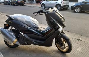 YAMAHA N MAX 155 0KM (5)