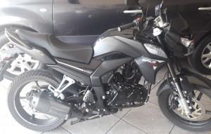 MOTOMEL SIRIUS 250 2017 4500KM (1)