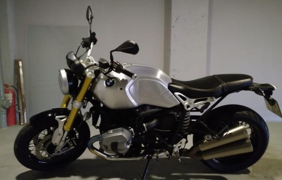 BMW r Nine T, la mas full, 2017, 5000 km, u$s 30 (2)