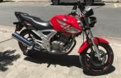 HONDA TWISTER CBX 250 2013 20000KM (1)