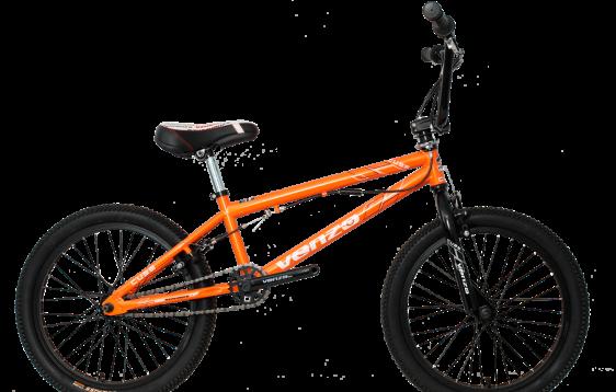 bicicleta-venzo-bmx-cube-naranja