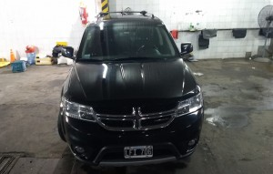 DODGE JOURNEY SXT 2012 115000KM GNC 5TA 7 ASIENTOS (13)