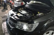 DODGE JOURNEY SXT 2012 115000KM GNC 5TA 7 ASIENTOS (2)