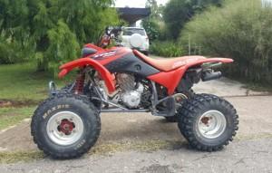 HONDA TRX 400 EX 1996 (5)