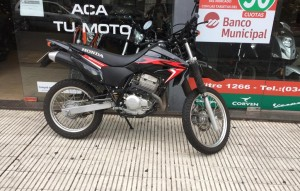 HONDA XR 250 TORNADO 2018 6000KM (1)