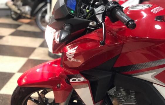 HONDA CBX 250 TWISTER 2018 9100KM (6)