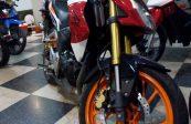 Honda CB190 Repsol 2017 16900 km (1)