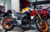 Honda CB190 Repsol 2017 16900 km (2)