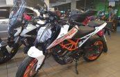 KTM DUKE 390 2018 4500KM (2)