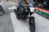 HONDA CB 150 INVICTA 2014 19500KM (2)