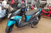 YAMAHA RAY ZR 115 2019 6500KM (1)