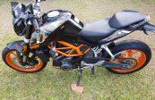 KTM DUKE 390 2016 20000KM (2)
