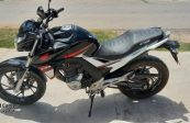 HONDA CBX 250 TWISTER 2018 6700KM (2)