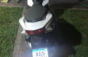 HONDA PCX 150 2017 13000 km (1)