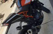 KTM DUKE 250 2018 14000KM (1)
