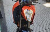 KTM DUKE 250 2018 14000KM (2)