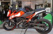 KTM DUKE 250 2018 14000KM (5)