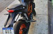 KTM DUKE 390 2016 6200KM (1)