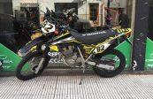 HONDA XR 250 TORNADO 2013 ROD 2017 43000KM (1)